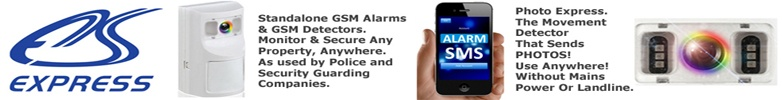 Express GSM - Container Alarms