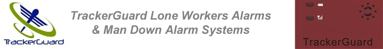 TrackerGuard - Wireless Lone Worker Alarms
