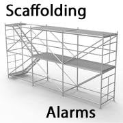 Scaffolding alarms
