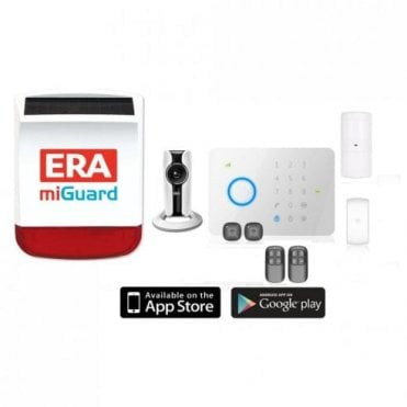 miGuard G5 Alarm with Camera