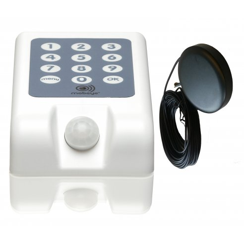 Mobeye - Mobeye Container Alarm with External Antenna & Security SIM Card