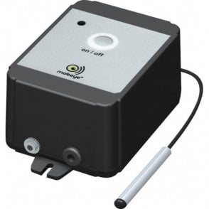 GSM Temperature Detector (Mains or Battery Powered).