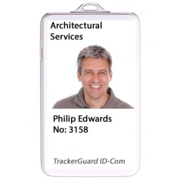 ID Badge Lone Worker Alarm