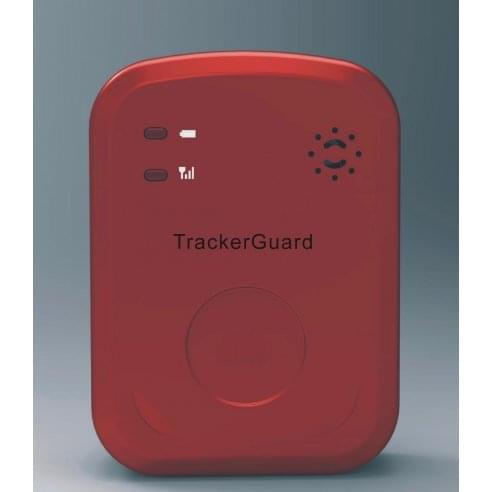 TrackerGuard - Lone Worker Alarm with Man Down Detection (NO CONTRACT)