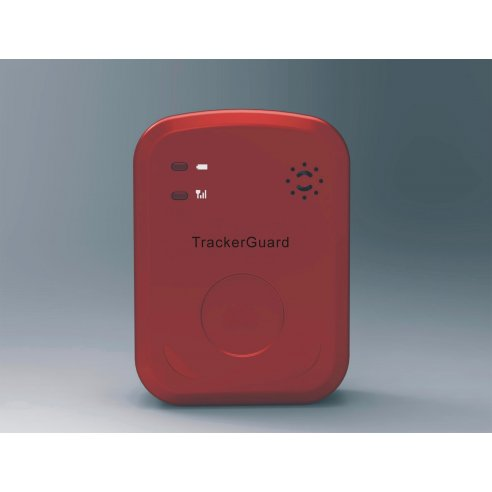 TrackerGuard Man Down Alarm with GPS Location and Panic button